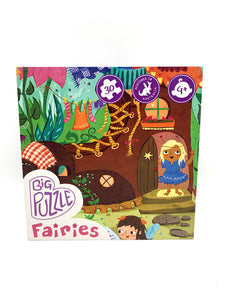 Big Fairy Jigsaw Puzzle