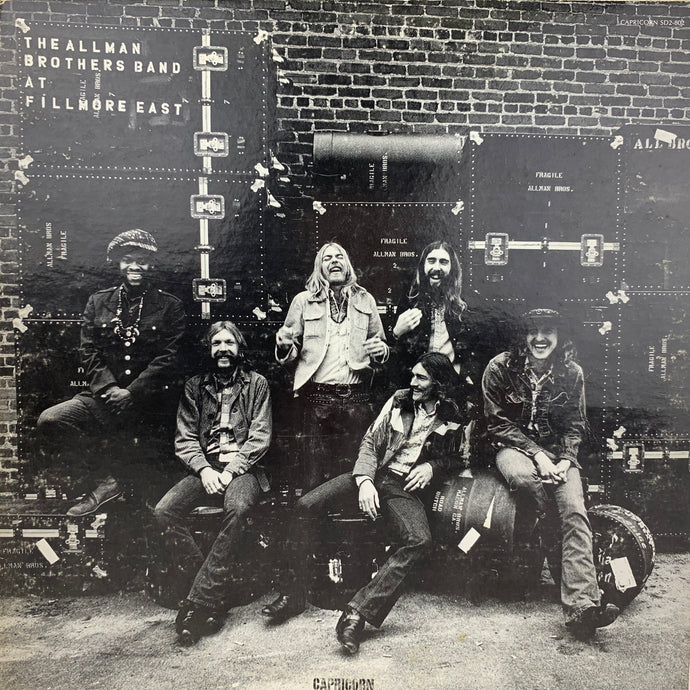 The Allman Brothers Band, At Fillmore East