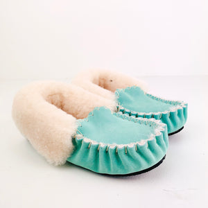 Moccasins - Green
