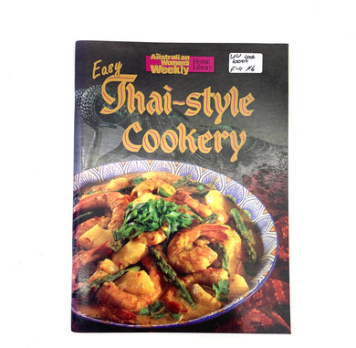 Women's Weekly Thai-style Cook book