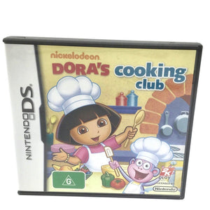 Dora's Cooking Club DS