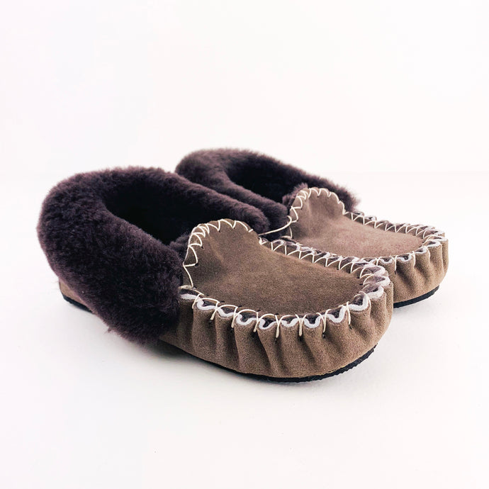 Moccasins - Brown