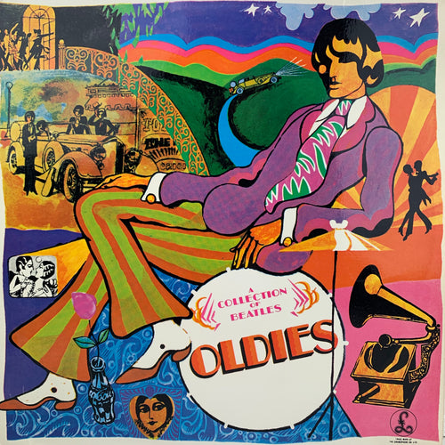 The Beatles, A Collection of Beatles Oldies