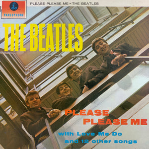 The Beatles, Please Please Me