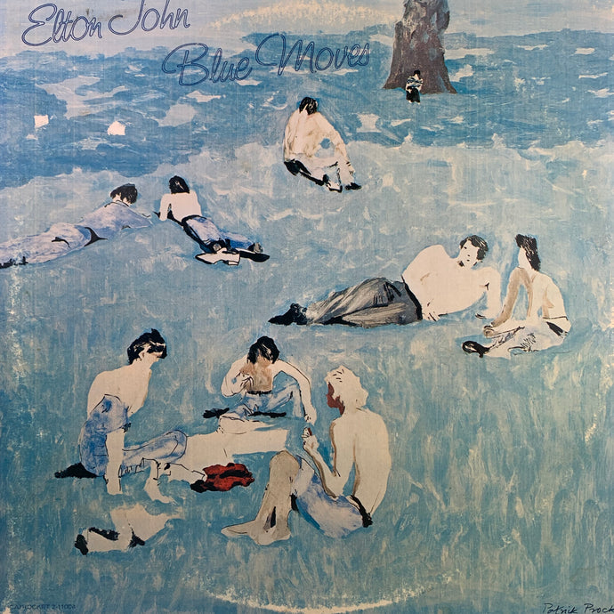 Elton John, Blue Moves