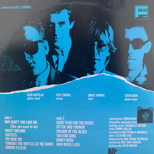 Elvis Costello & the Attratctions, Almost Blue