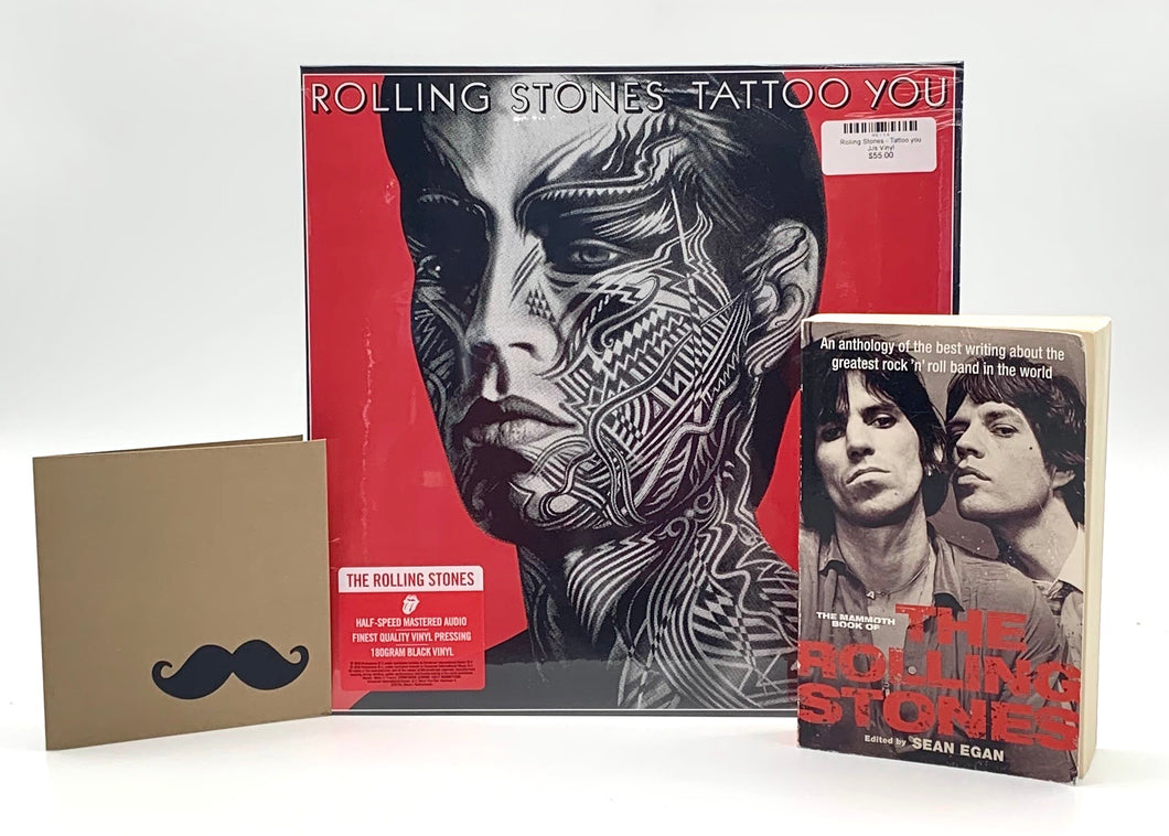 Rolling Stones Gift Pack