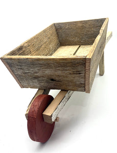 Timber Barrow Planter