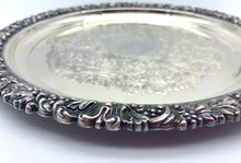 Load image into Gallery viewer, Hecworth Silver Plated Tray