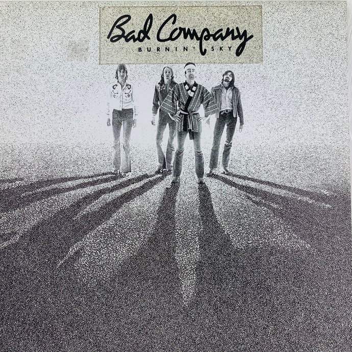 Bad Company, Burnin' Sky