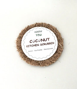 Coconut Kitchen Scrub