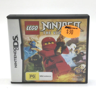 Ninjago The Video Game DS
