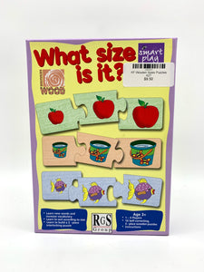 What size is it?  Puzzle