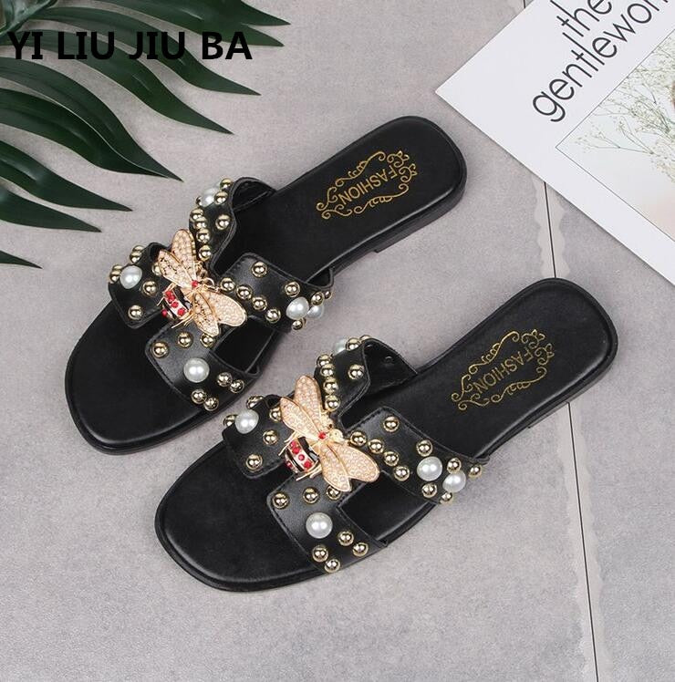 hot sale 2019 New fashion Women Slippers Fashion Summer non-slip slippers Casual Comfortable Beach Flip Flops Woman Shoes **351