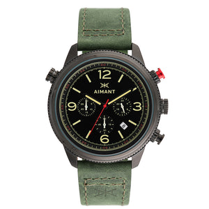 kotor black green watch for men