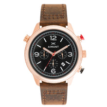 interchangeable rose gold brown black men's watch set