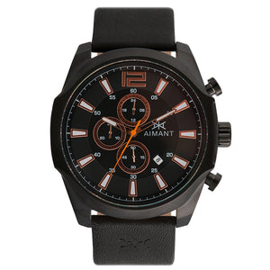 men's lyon black watch