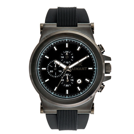 monaco black watch for men