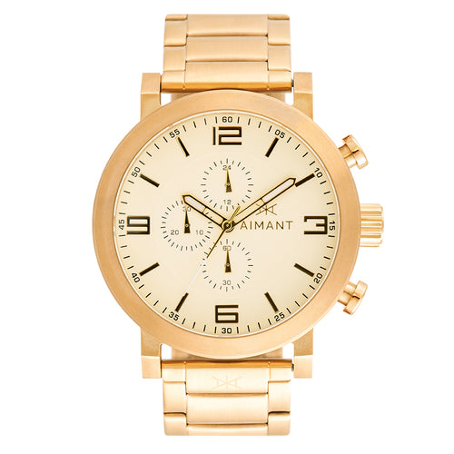 maui gold watch for men
