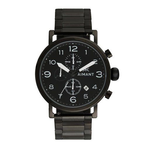 men's rotterdam black watch