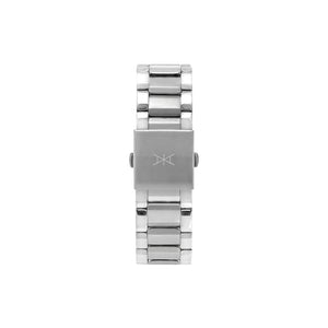 22MM - Silver Stainless Steel