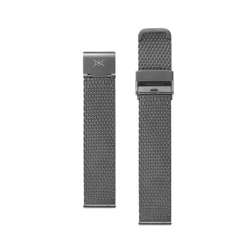 20MM - Gunmetal Stainless Steel Mesh