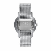 bali silver mesh strap womens watch