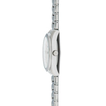 brooklyn silver stainless steel women's watch
