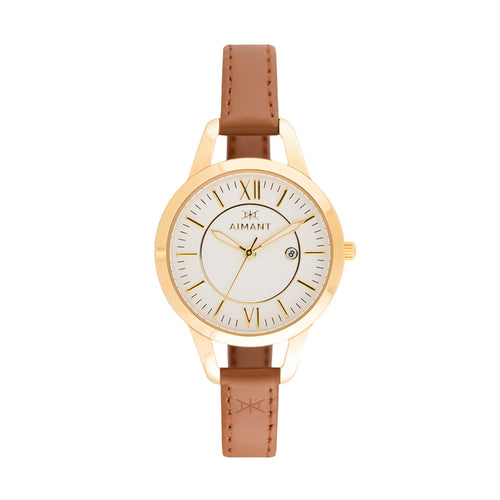 kyoto gold camel women's watch