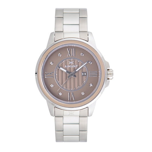 sydney silver sand watch for women