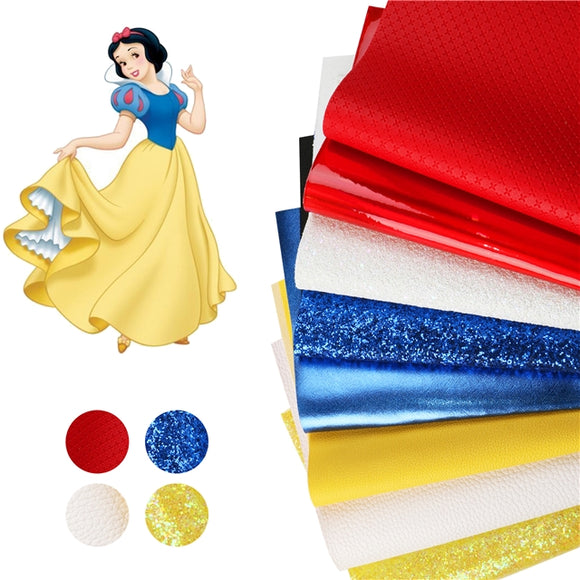 J800 - Snow White Coordinate Sheet Set - Pre-Order closes 3/2/21