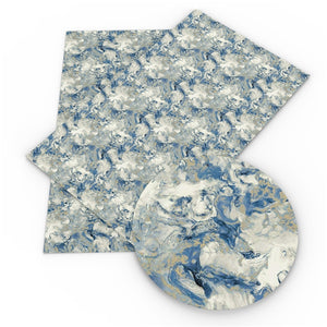 Blue Gray Marble