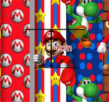 J736 - Mario 1 Cotton Set - Pre-order closes 1/17/21