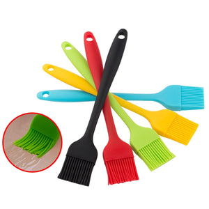 Silicone Pastry Brush - Solid Handle