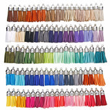 Faux Leather Tassels - Lot of 100
