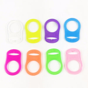 Silicone Pacifier Adapter