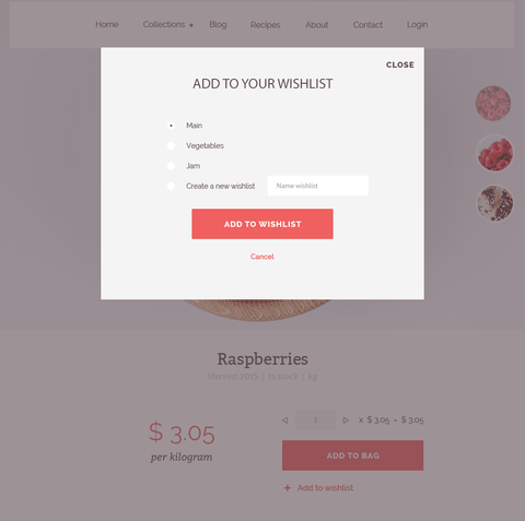 Shopify Customisations