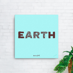 Earth Art (buildar work sample)