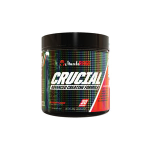 CRUCIAL - Advanced Creatine Formula -  Muscle Rage