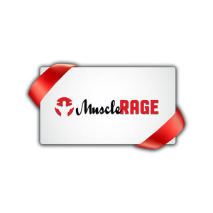 MuscleRage - Gift Card
