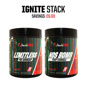 IGNITE STACK -  Muscle Rage