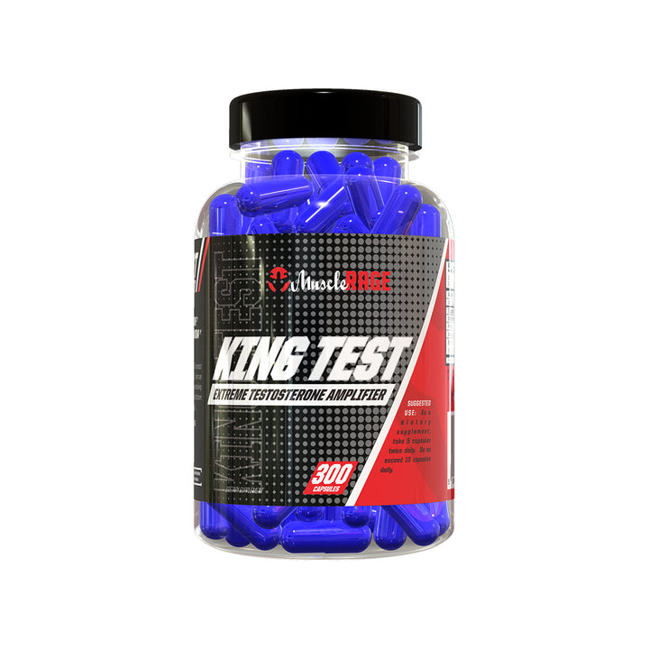 KING TEST - Testosterone Booster