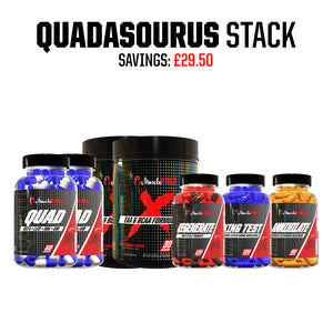 QUADASOURUS STACK
