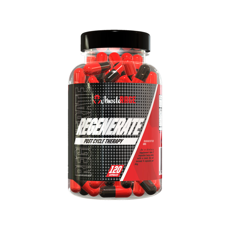 REGENERATE - PCT Supplement-  Muscle Rage