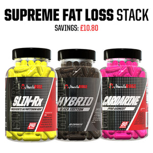 MuscleRage - Supreme Fat Loss Stack