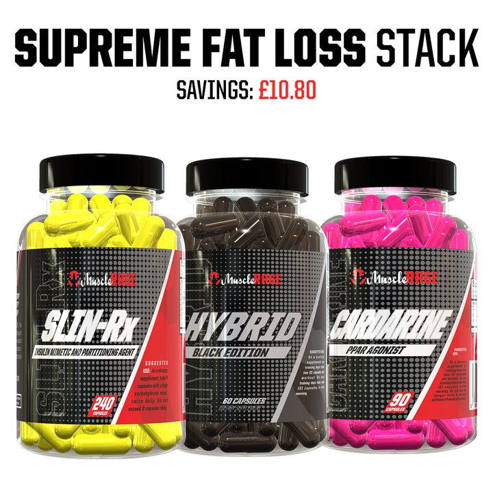 SUPREME FAT LOSS STACK -  Muscle Rage