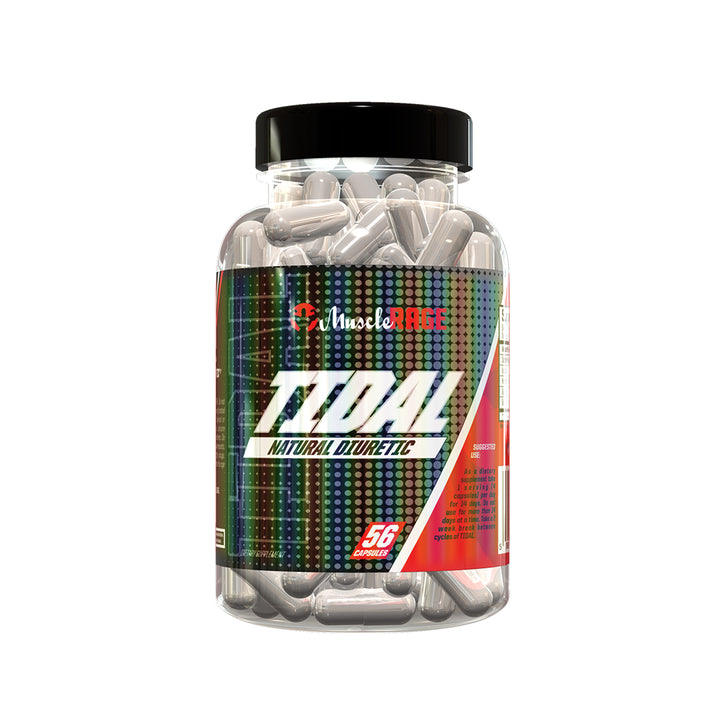 TIDAL - Diuretic Supplement -  Muscle Rage
