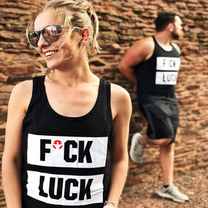 MuscleRage - F*CK LUCK Vest 2