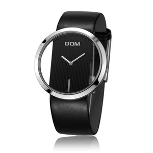 DOM Luxury Brand Fashion Elegant Lady  Women's Watch