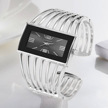 Load image into Gallery viewer, Luxury Fashion Rose Gold Bangle Bracelet Watch for Women